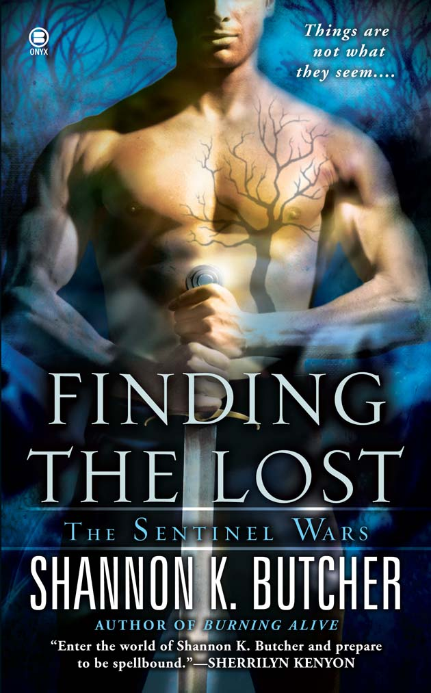 FINDING THE LOST cover