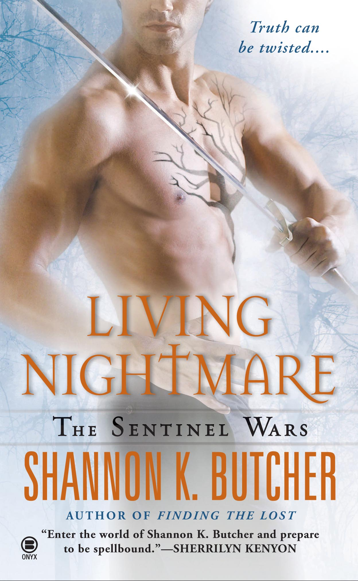 LIVING NIGHTMARE cover